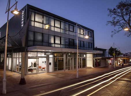 Commercial Hotel Project | Quest Apartments