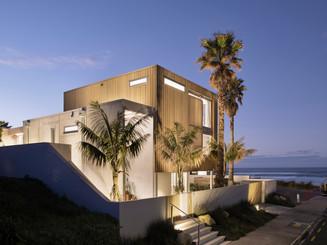 Oceanfront projct   Calley Homes