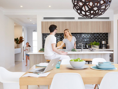 Split systems versus ducted in the world of home comfort