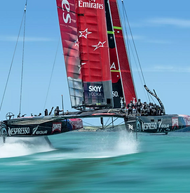 3d metal printing parts for the America's Cup teams