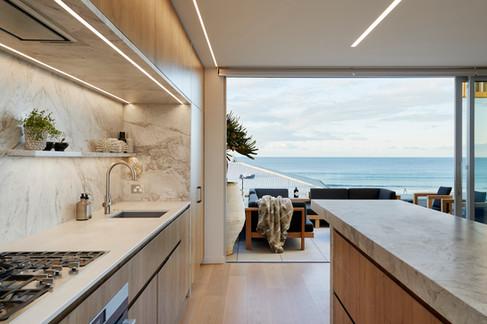 kitchen views calley homes tauranga buil