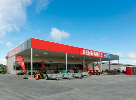 Kennards Waikato | CBC Construction