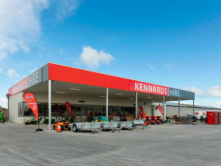 Kennards Waikato | CBC Construction