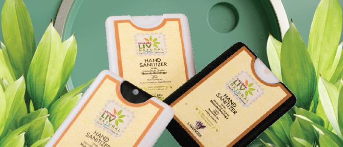 BUY 3 GET 1 FREE - Pocket Hand Sanitizer