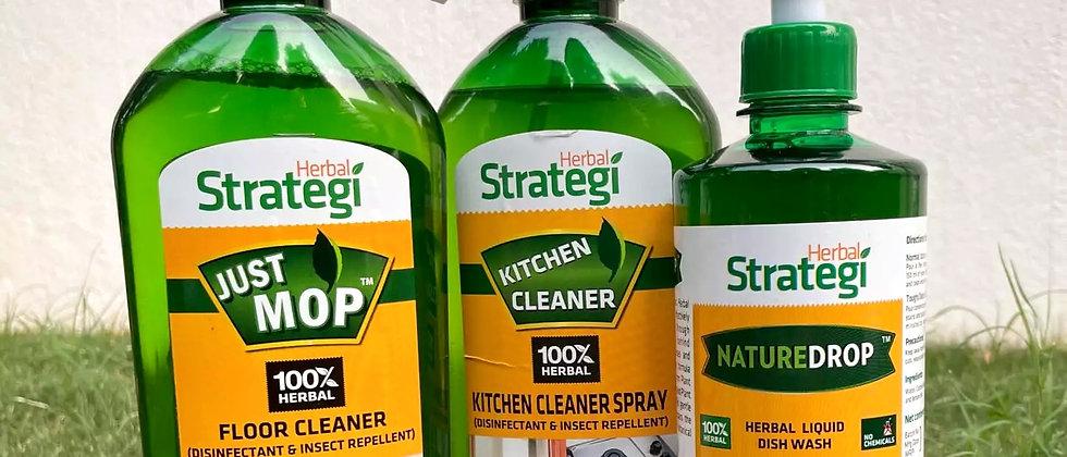 Herbal Cleaner Combo