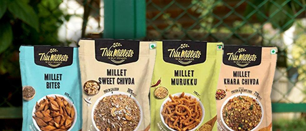 Millet Snack Combo