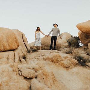 Stephanie + Eric