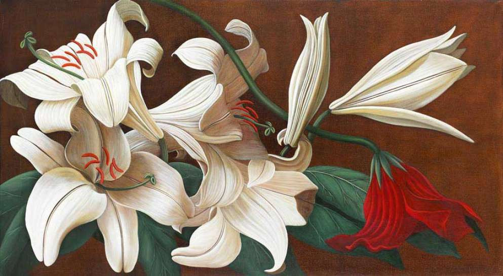 Flowers for Lilian