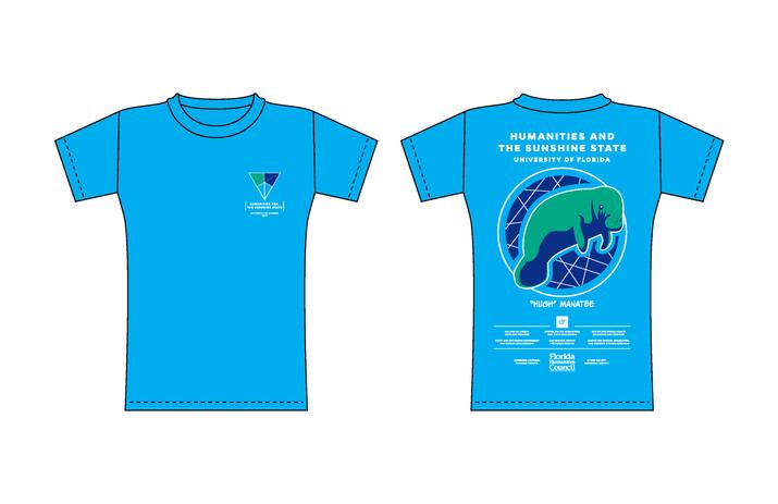 UF Humanities Department T-Shirt Design