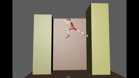 WALL JUMPING