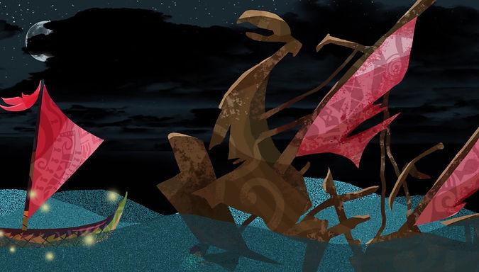Boat of Souls Ending Credits