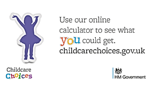 online calculator, help with tax free childcare costs