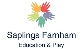 Saplings Farnham Preschool is where children aged 3-5 years enjoy Education and Play