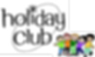 Holiday club, programme, February Half Term