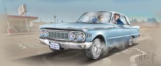 Mercury Route 66