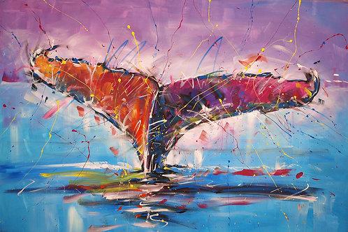 CORTA - Queue de baleine                          - Signé à la main