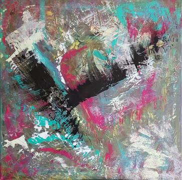 Oeuvre abstraite