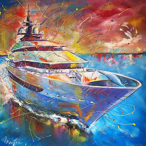 MARTIN - The Yacht