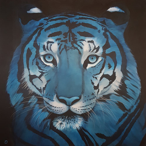 Jungle book -Shere Kahn -  Portrait