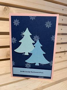 Weihnachtslkarte
