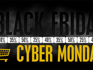 Black Friday Cyber Monday 2018