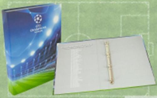 Workbooks Football UEFA Champions L.