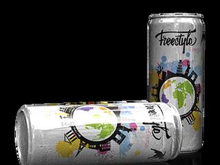 Buy now the new energy drink FREESTYLE Energy / Achetez dès maintenant la nouvelle boisson énergisan