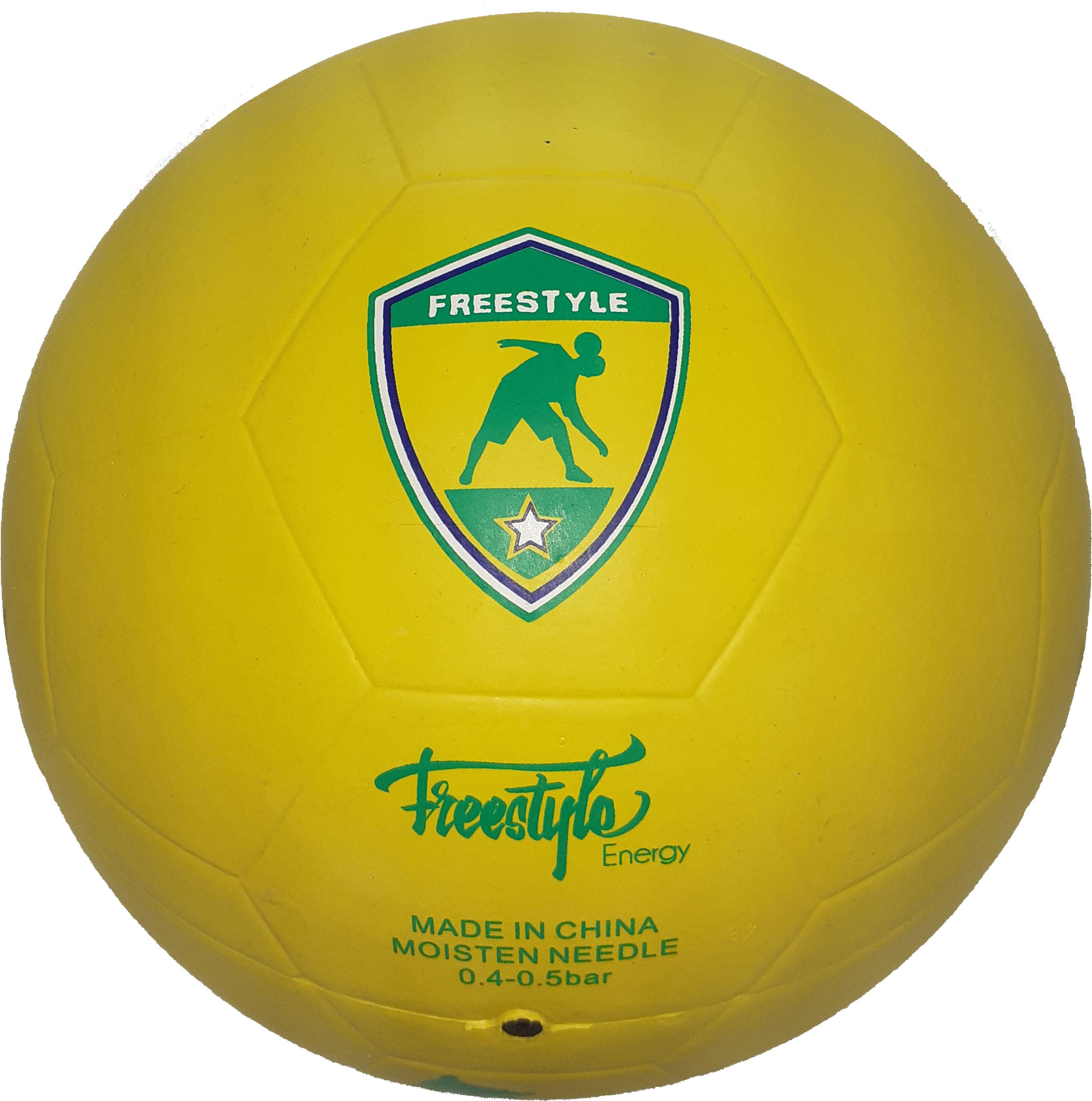 Freestyle Energy - Joga Bonito