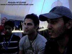 Abdulla Afghani with Cesc Fabregas - www.freestyleworldfootball.com - 004.jpg