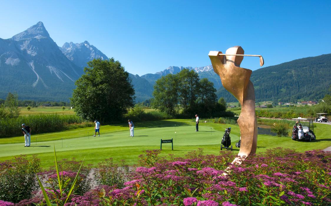 Outdoor Golf2_GC Tiroler Zugspitz _Albin