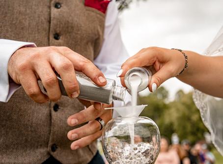 Unity Rituals and Symbols Ideas: Sand Ceremony!