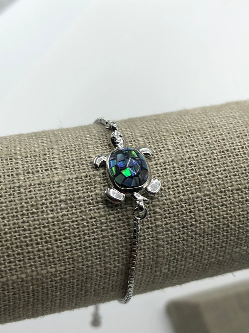 Turtle Adjustable Bracelet