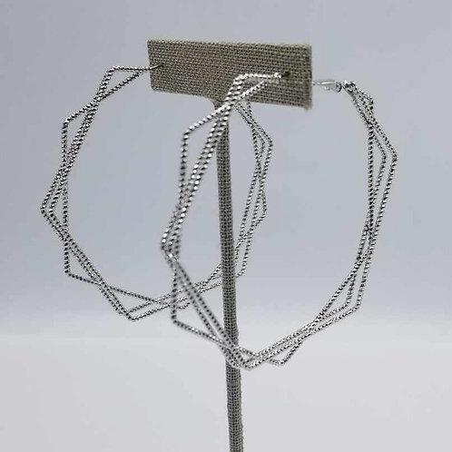 Triple Angled Hoop