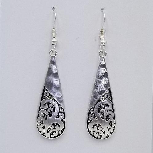 Silver Teardrops