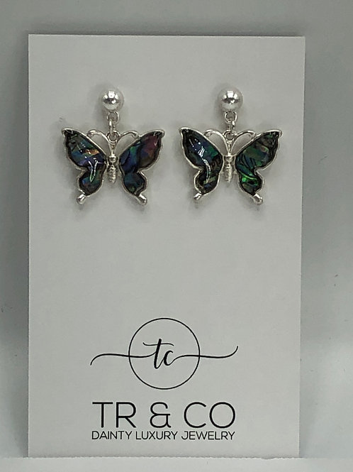 Abalone Inlay Butterfly