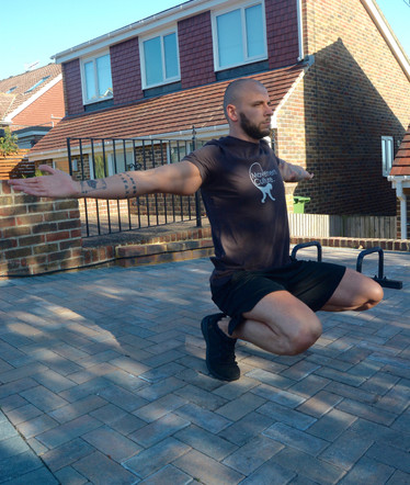Lukas Pyrta Personal Trainer - Animal moves