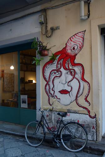 Sicily Street Art, Palermo