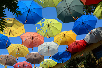 Cyprus Umbrellas, Nicosia