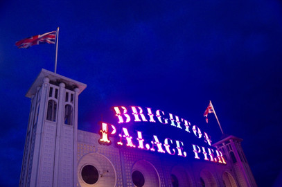Brighton Palace Pier 2018