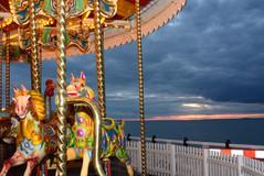 Carousel Brighton Palace Pier