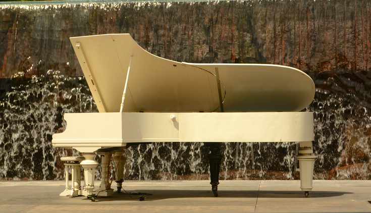 Waterfall Piano, Gran Canaria