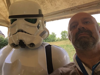 Stormtrooper du 501 et légionnaire romain
