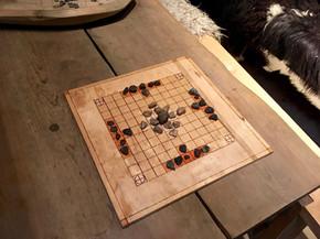 plateau de jeu de société viking