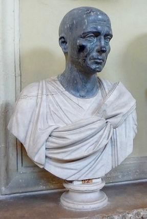 Scipion l'Africain - musée du Vatican