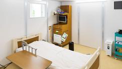 感染症対策用 陰圧室