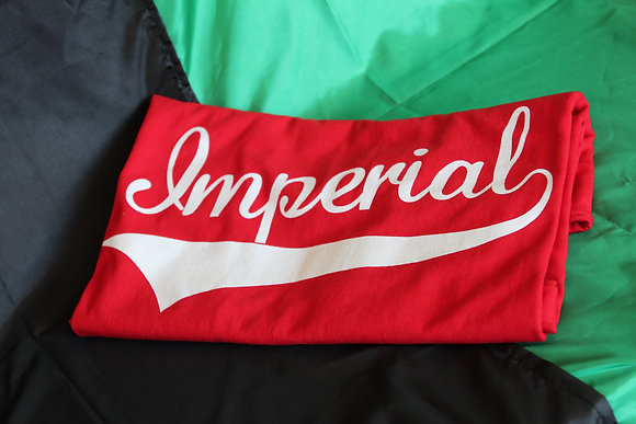 Red Imperial T-Shirt
