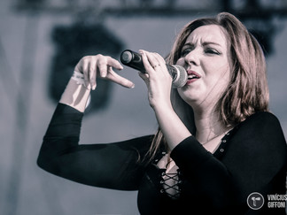 Review - Lyria at Roça 'N' Roll Festival, by Heavy Metal Online