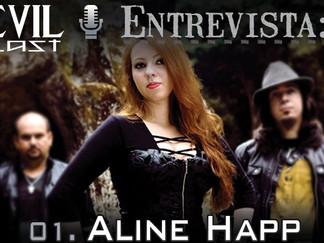 Interview with Aline Happ for the Evil Cast (audio)