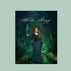 aline happ poster symphonic metal celtic folk