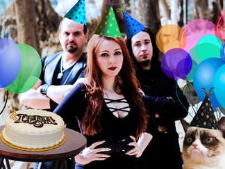 Lyria 4th Anniversary